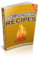 101 Camping And Outdoor Recipes RR eBook