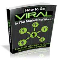 How To Go Viral In The Marketing World RR eBook