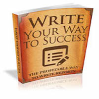 Write Your Way to Success RR eBook