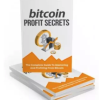 Bitcoin Profit Secrets MRR eBooks (10 Guides)