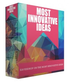 """<span itemprop=""""name"""">Most Innovative Ideas MRR Audiobook</span>"""