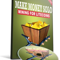 Make Money Solo Mining For Litecoins (LTC) PLR Videos (4 Parts)