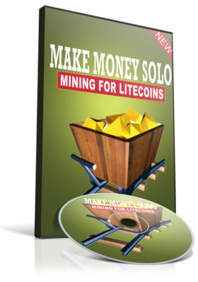 "<span itemprop=""name"">Make Money Solo Mining For Litecoins (LTC) PLR Videos (4 Parts)</span>"